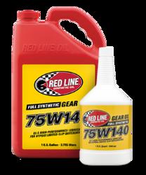 Red Line 75w140 GL-5 Girolje (0.95ltr)